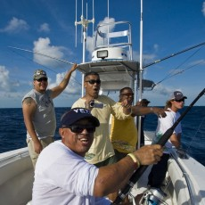 Healing Power of Fishing: Veteran's Trip 2013