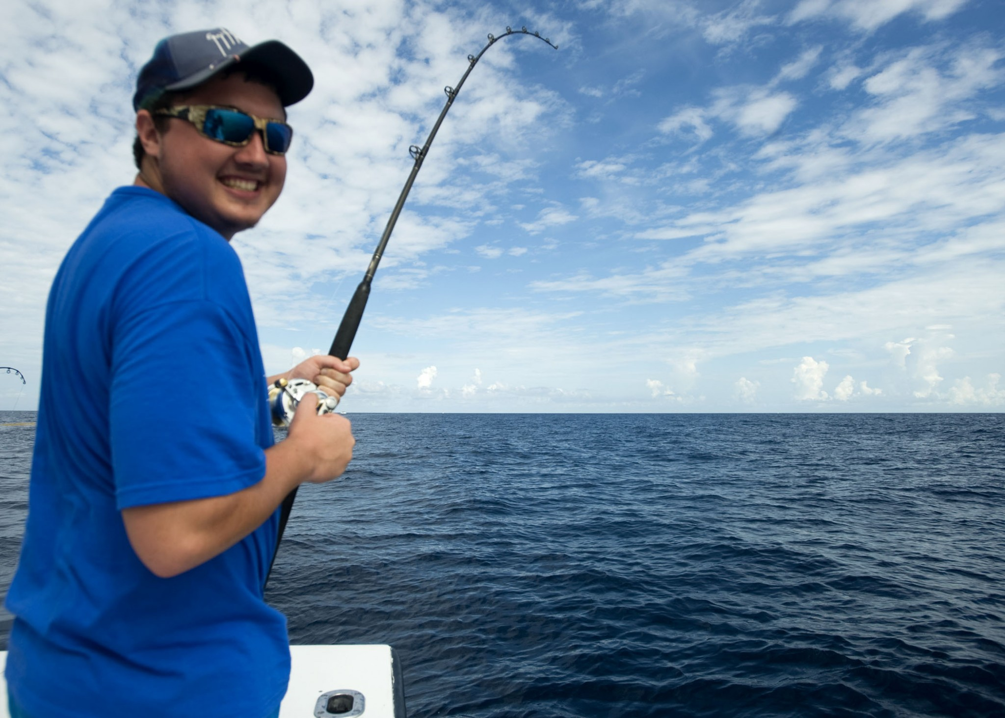 Dusty rod jose wejebe spanish fly memorial foundation for Fishing rod in spanish