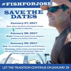 Get Ready for #FishForJose 2017