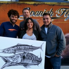Saltwater Angler Hosts Fish For Jose 2016