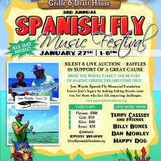 3rd Annual Spanish Fly Music Festival