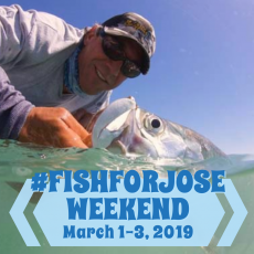 Get your tickets for Fish For Jose 2019!